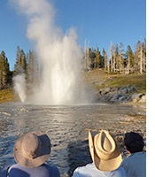 Yellowstone and Tetons photo